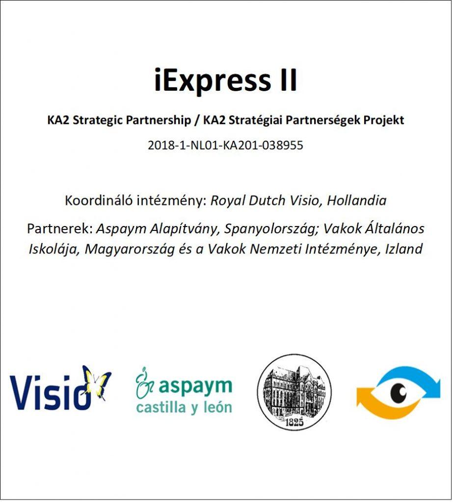 iExpress II projekt összefoglaló