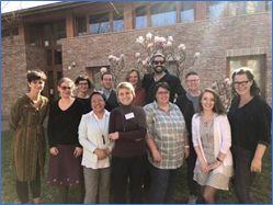 iExpress II projekt csoportkép a budapesti találkozón