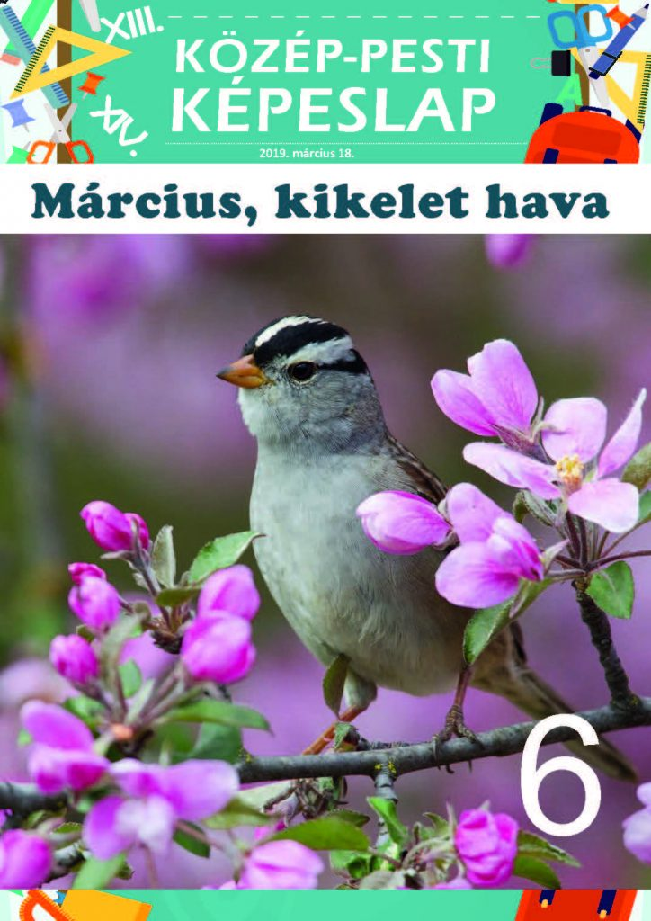 Közép-Pesti Képeslap, 2019 március 18., 6. szám