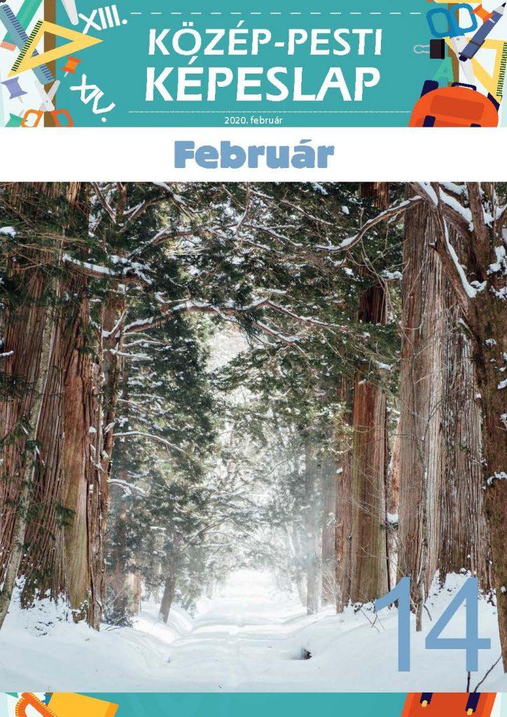Közép Pesti Képeslap, 2020 február, 14. szám