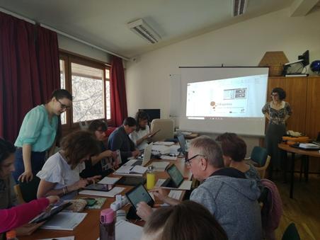 iExpress II Képzés, Budapest, 2020 február 12., 1. kép