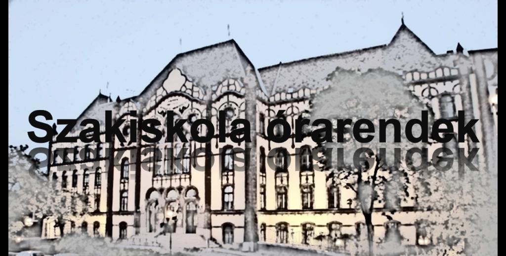Bejegyzés, Facebook, Twitter: Szakiskola órarendek, #1